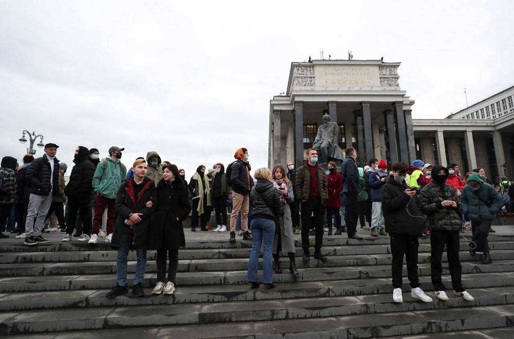 Rusya'da Navalny protestoları: Bin 700'den fazla kişi gözaltına alındı - 31