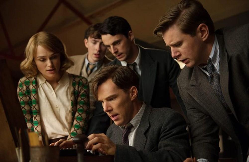 Dermot Turing: Enigma amcamı yanlış tanıttı - 3