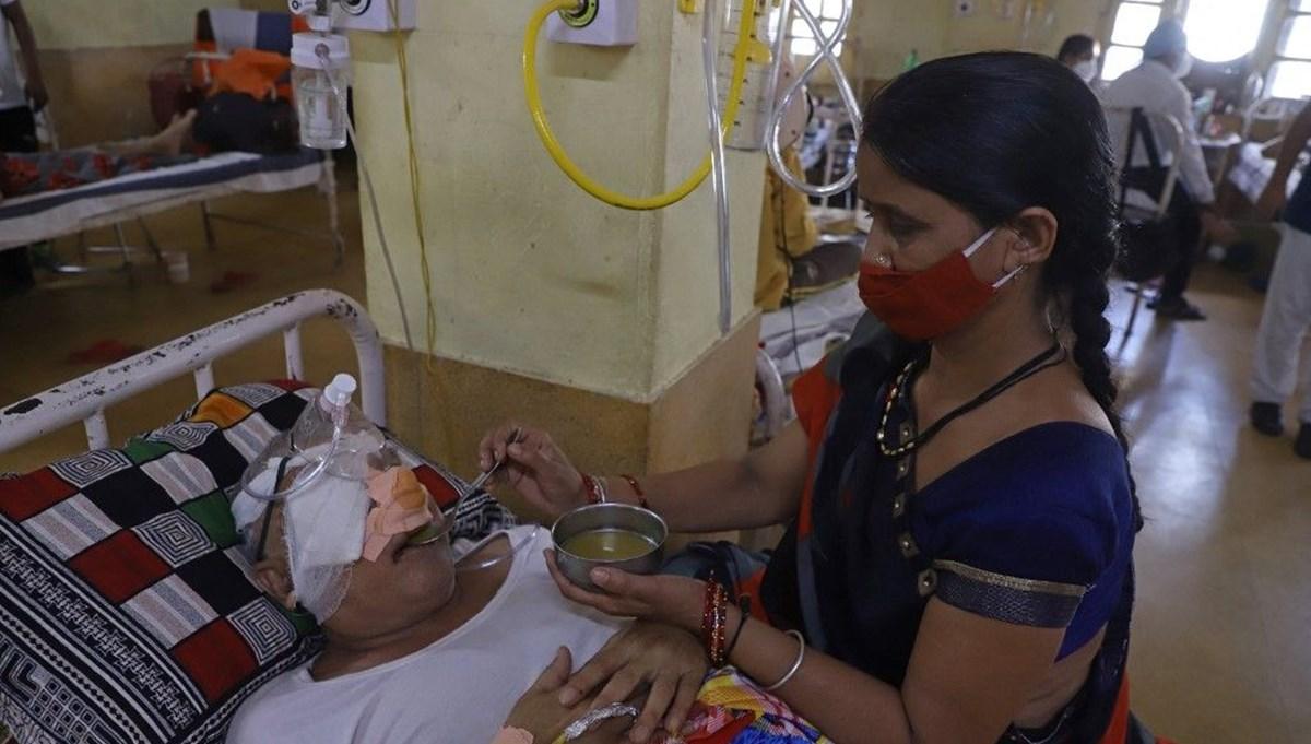 Hindistan'ı Covid-19'un ardından kara mantar vurdu: Doktorlar binlerce kişinin gözünü çıkardı