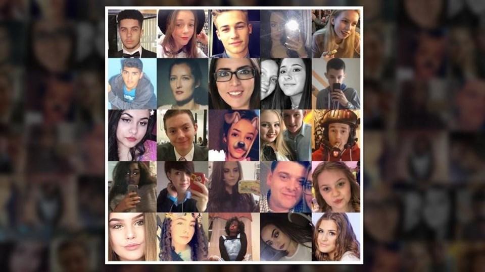 İngiltere'nin Manchester kentindeki konserde yaşamını yitiren ve yaralananların büyük çoğunluğu çocuk.
