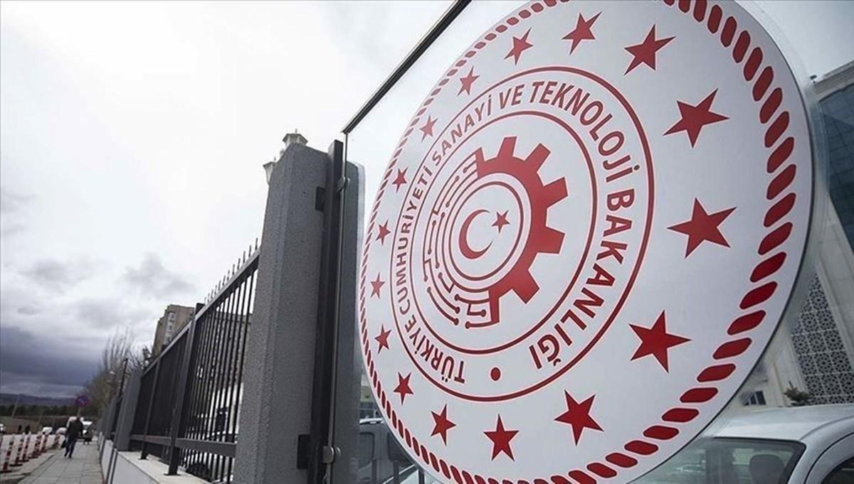 Sanayi ve Teknoloji Bakanlığı kasımda 1009 yatırım teşvik belgesi verdi