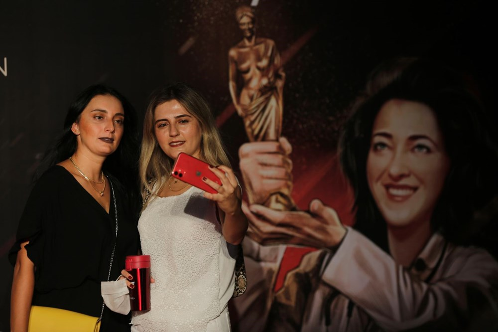Altın Portakal'ın ilk filmi Kar Kırmızı seyirciyle buluştu - 6