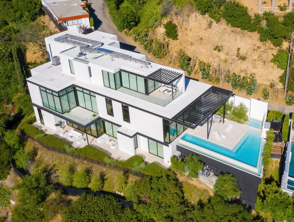 Ariana Grande'nin 13,7 milyon dolarlık evi - 2