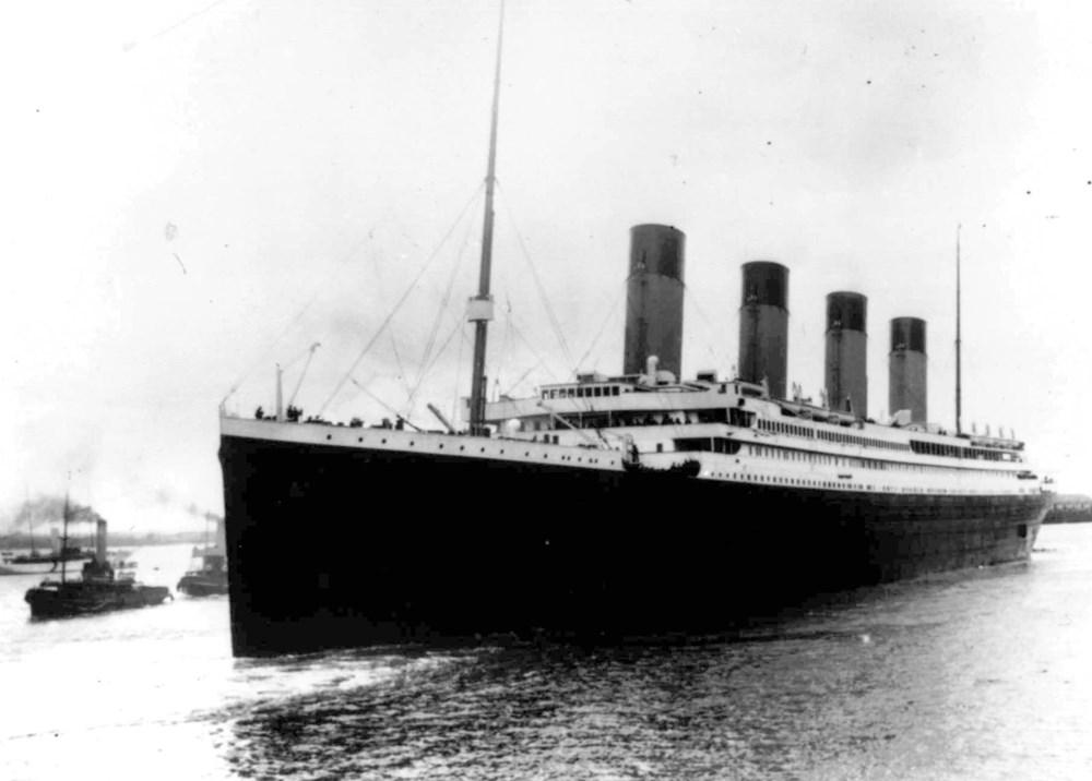Titanik gemisi yok olmadan önce keşif ekibi enkazı araştıracak - 9