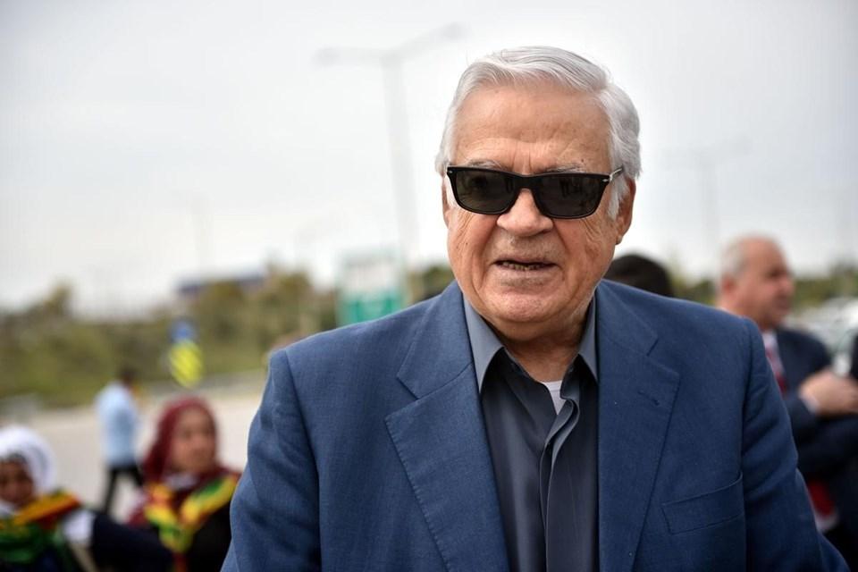 Eski AK Parti Genel Başkan Yardımcısı olan Dengir Mir Mehmet Fırat (72), 7 Haziran'daki milletvekili seçimlerinde HDP'nin Mersin 1. sıra adayı olmuştu.