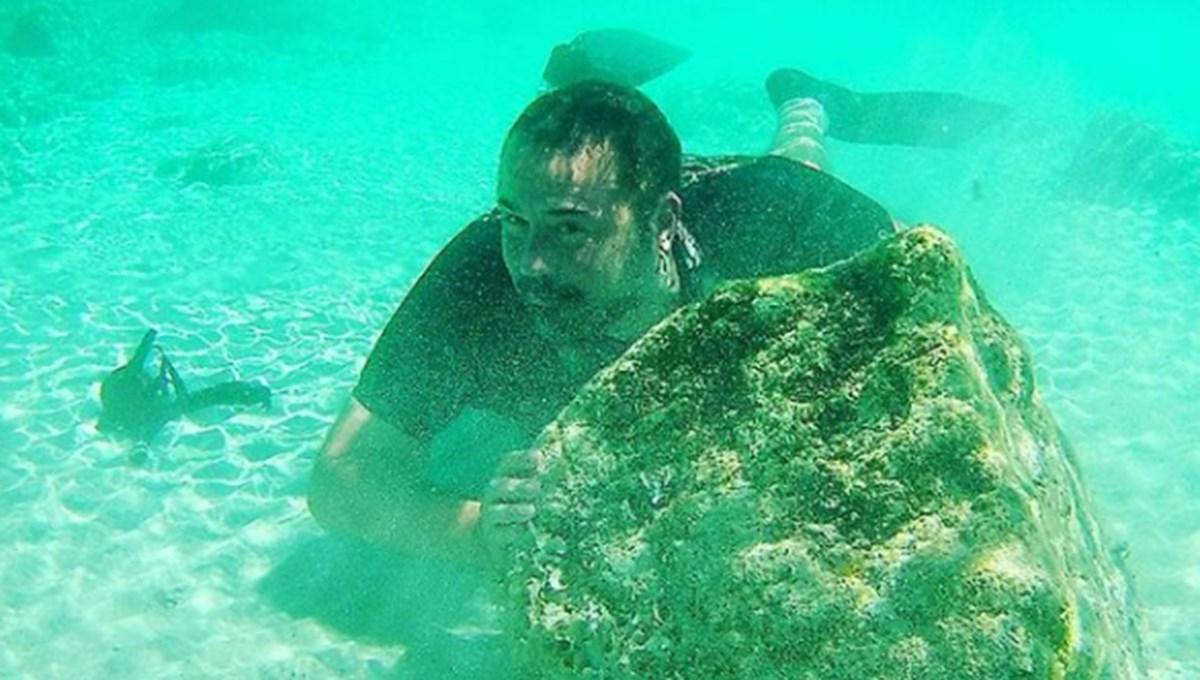 Ata Demirer'den sonra balıkçılardan da Bozcaada'da müsilaj uyarısı