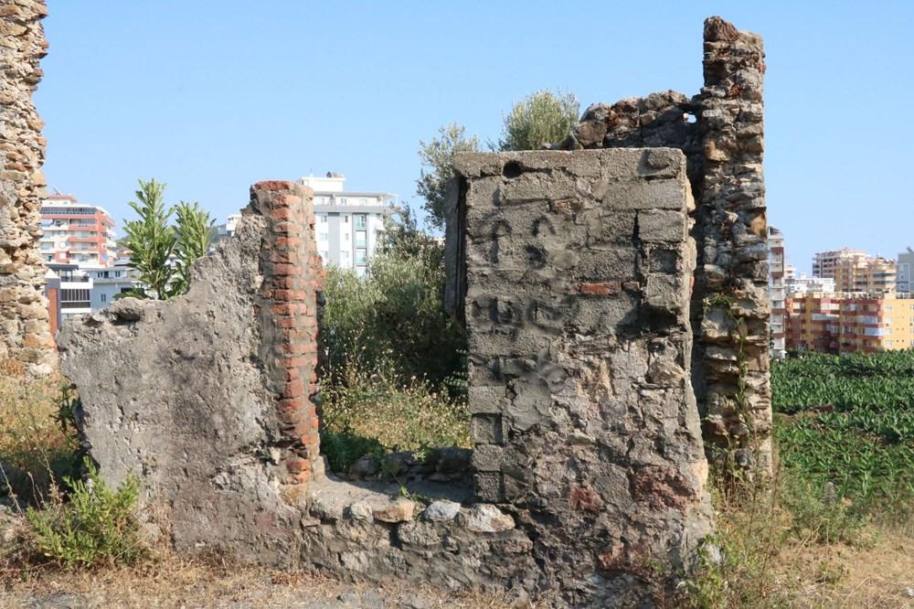 Naula Antik Kenti'nde tahribat - 5'nde tahribat - 5
