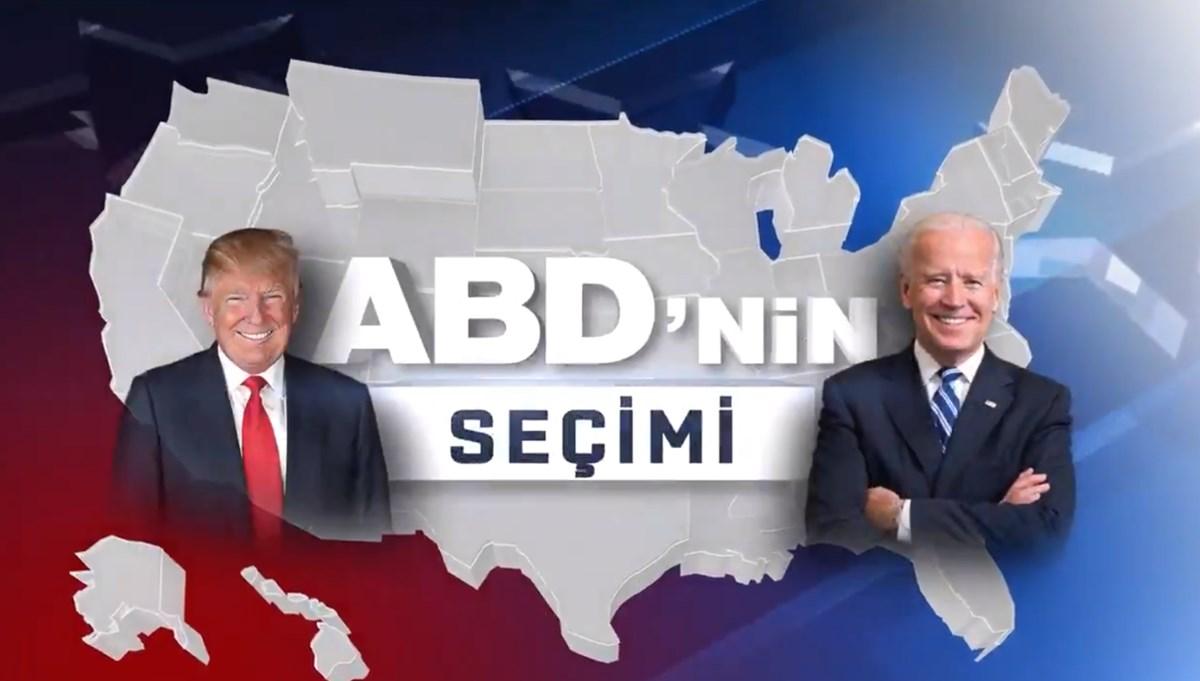 ABD seçimlerinde son durum: Biden koltuğa bir adım daha yakın (6 Kasım 2020)