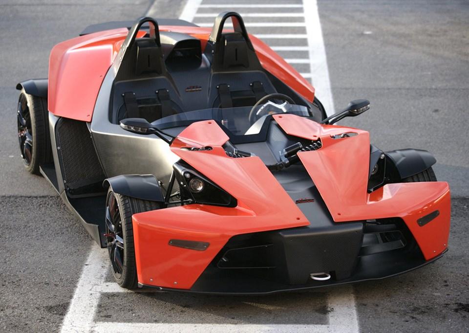 KTM X-Bow (2008)
