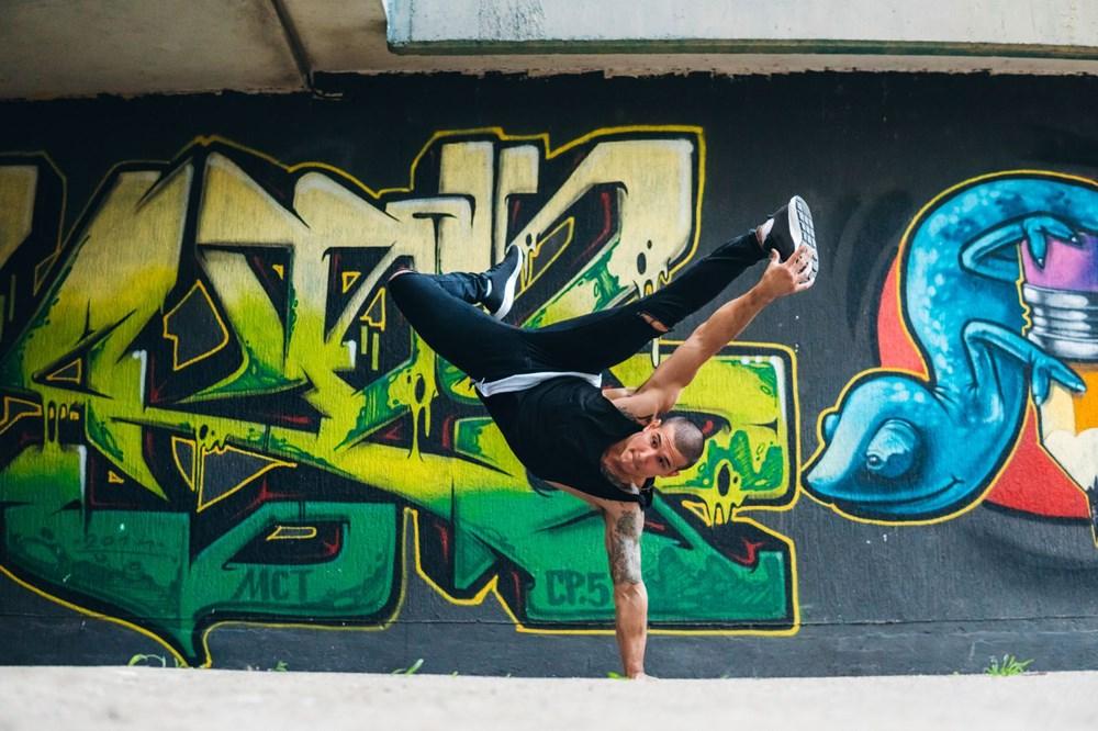 Break dans Olimpiyat sporu oldu - 2