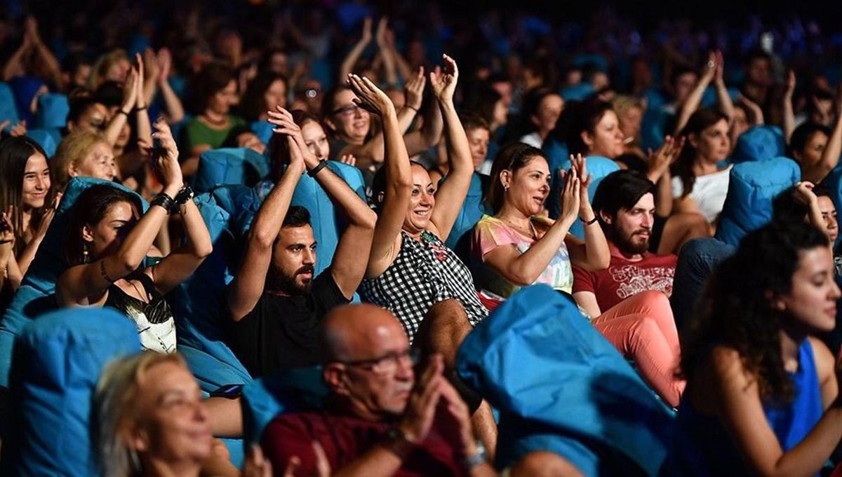 İzmir'de Çim Konserleri 29 Temmuz'da başlıyor