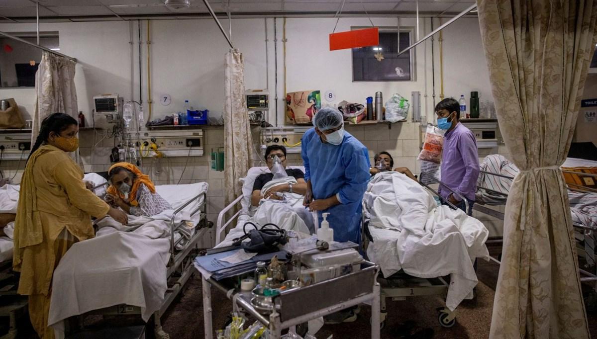 Hint doktorlar: Corona virüsün delta varyantı işitme kaybı ve kangrene neden oluyor