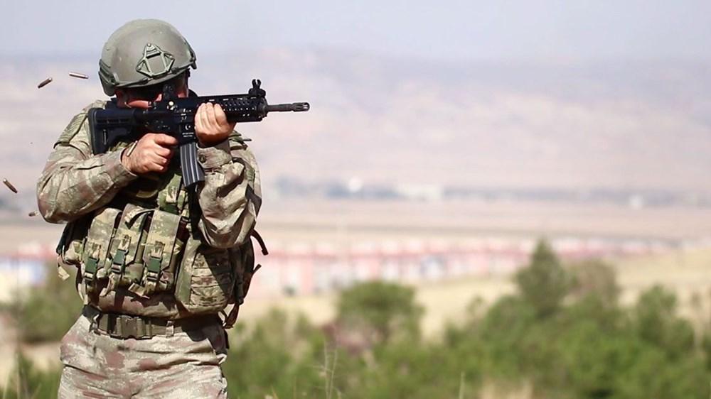 Dijital birliğin robot askeri Barkan göreve hazırlanıyor (Türkiye'nin yeni nesil yerli silahları) - 32