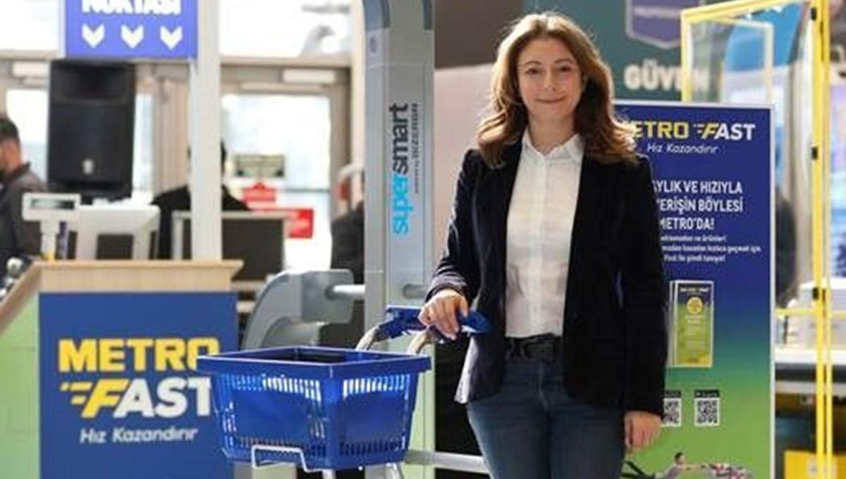 Metro Türkiye'den yeni dijital alışveriş deneyimi: Metro Fast