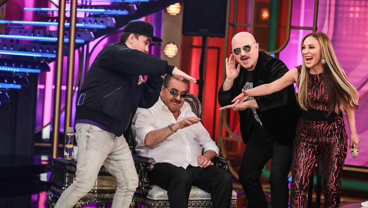 İbo Show 21. bölüm fotoğrafları: Fettah Can, Ziynet Sali, Bilal Sonses ve Yavuz Seçkin konuk oluyor