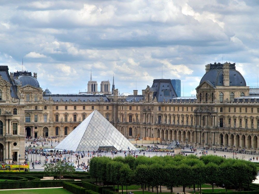 Fransa'da da müze, sinema ve tiyatroda da maske takma zorunluluğu - 3