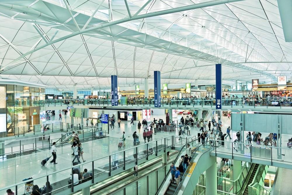 Dünyanın en iyi havalimanları: İstanbul Havalimanı 85 sıra yükseldi, en gelişmiş havalimanı seçildi - 10
