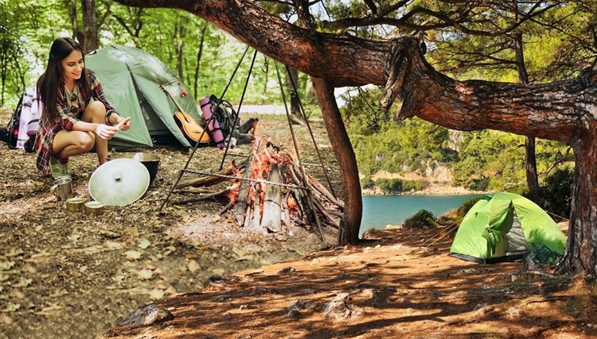 Pandemide kamp ve karavan tatili tercihi ön sıralara yükseldi (TÜRSAB araştırması)