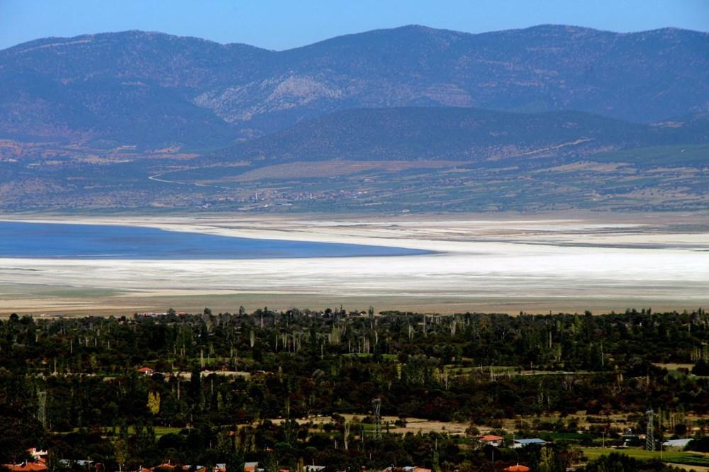 60 yılda 70'e yakın göl kurudu - 2