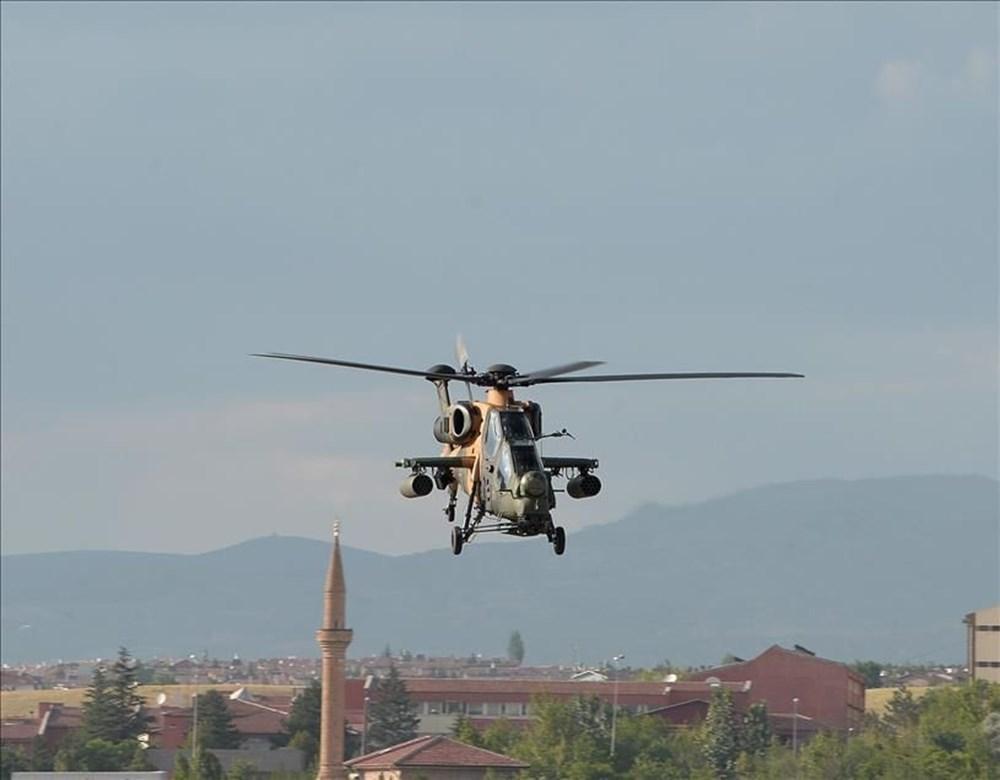 Aksungur tam yüklü mühimmatla 1 günden fazla uçtu (Türkiye'nin yeni nesil silahları) - 83