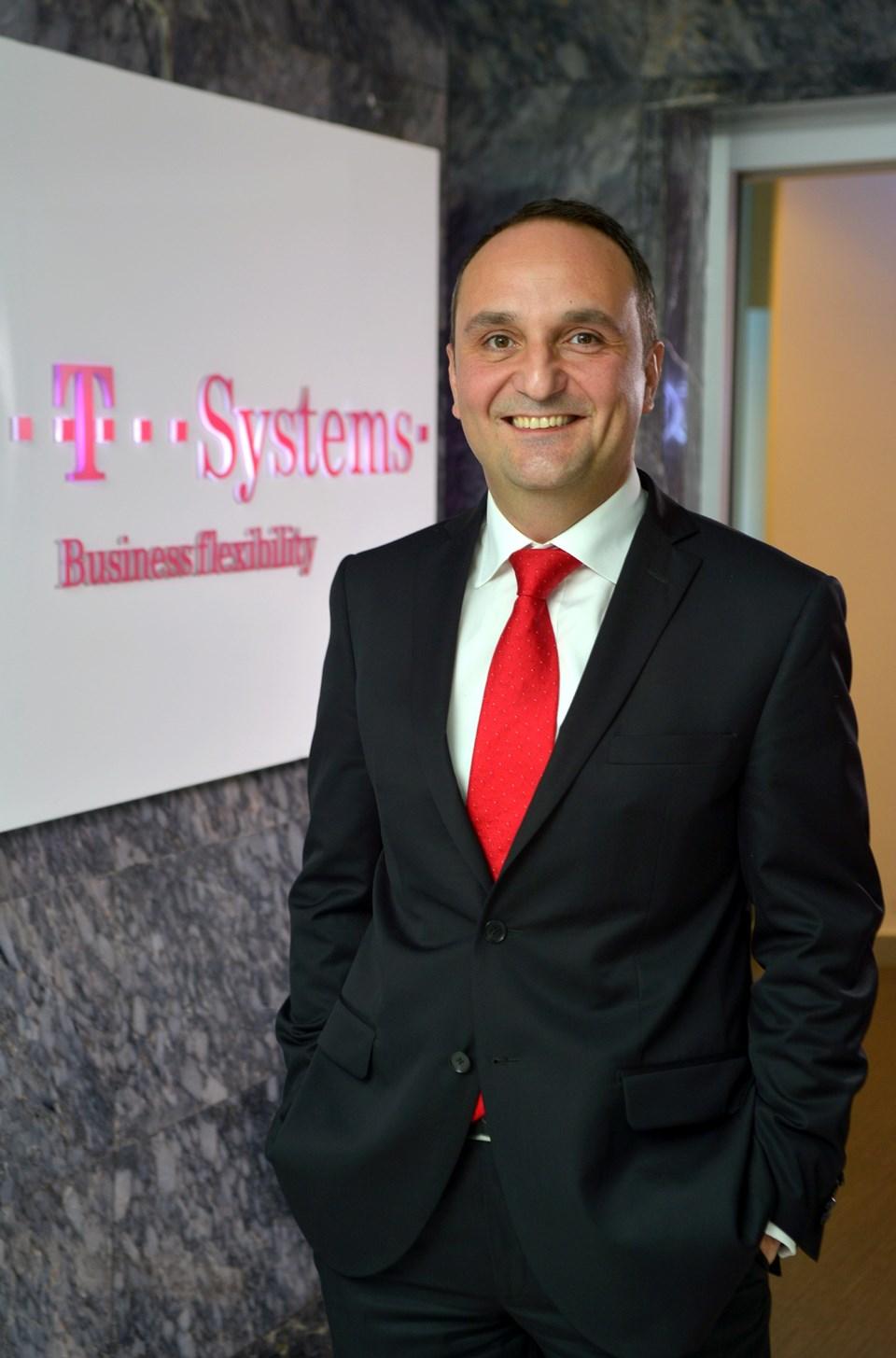 T-Systems Türkiye Genel Müdürü Sinan Kılıçoğlu