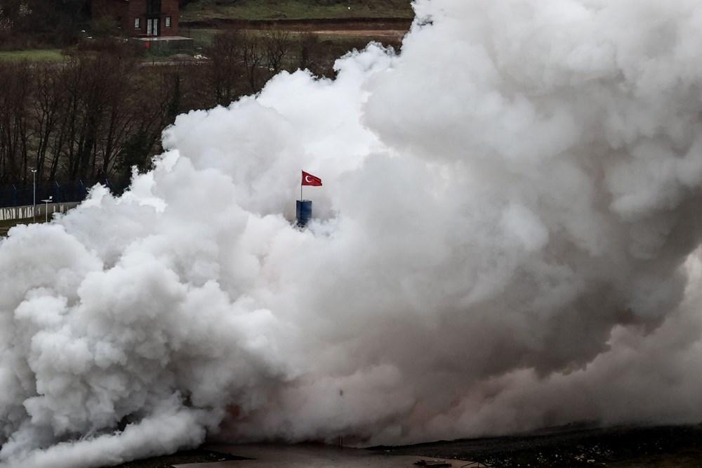 Milli Uzay Programı: Yerli roket motoru testi geçti - 1