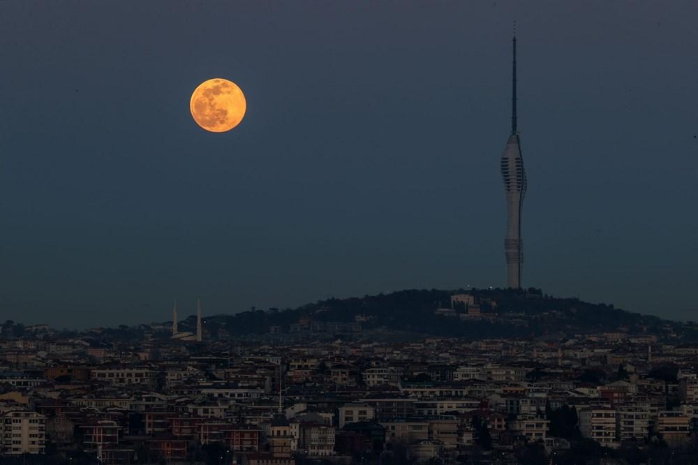 Yurttan 'Süper Solucan Ay' manzaraları - 22