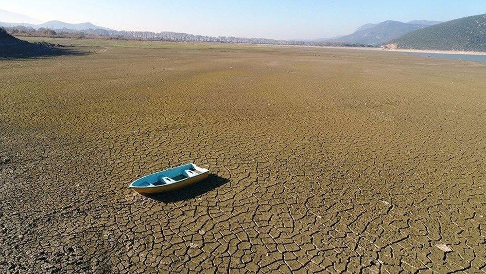 60 yılda 70'e yakın göl kurudu - 13
