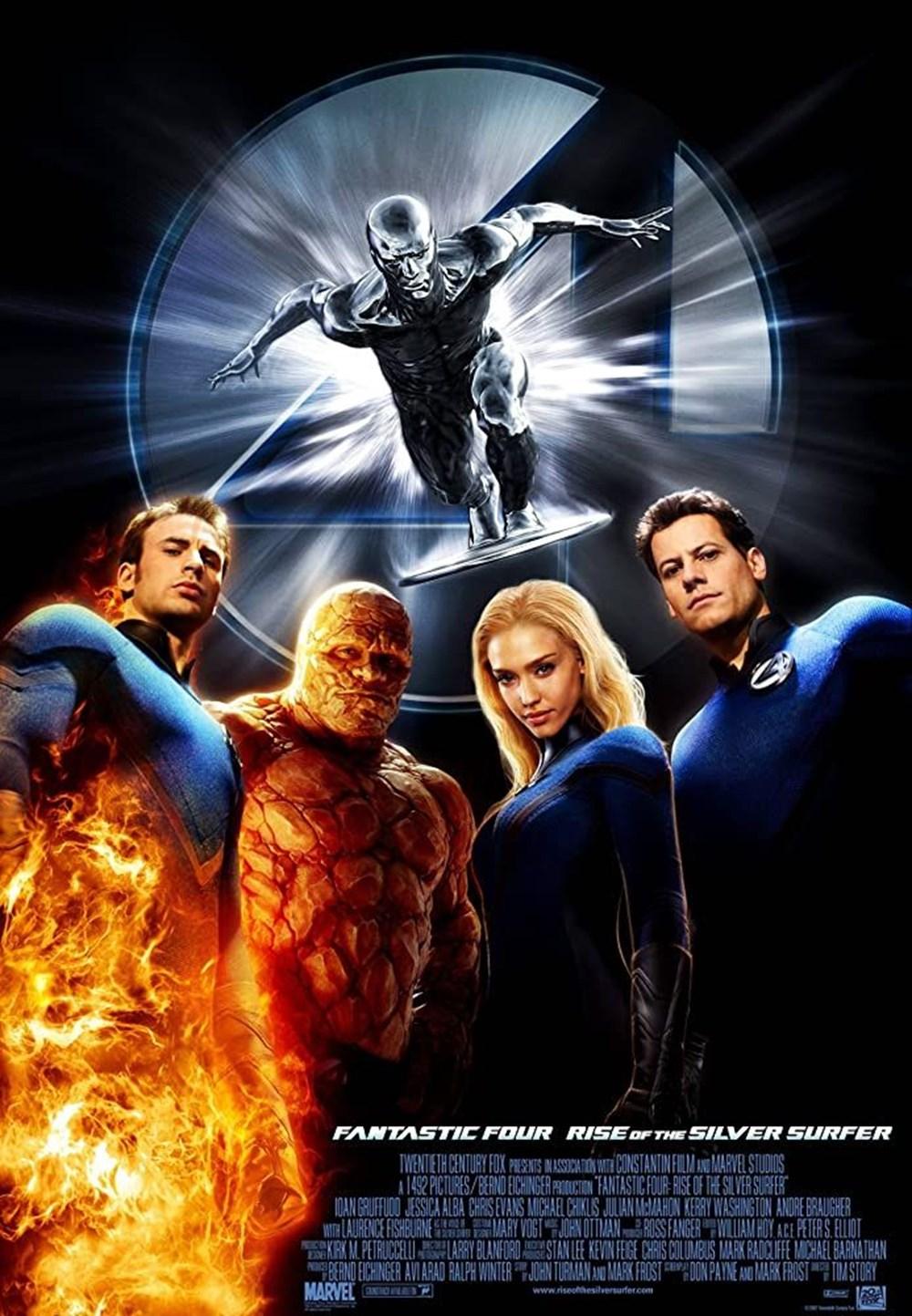 En iyi Marvel filmleri - 12