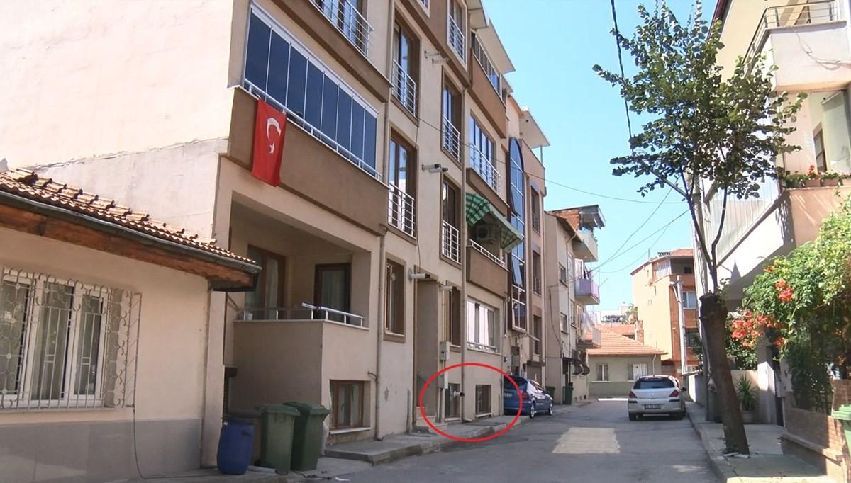 'Tosuncuk'un Bursa'daki evi görüntülendi