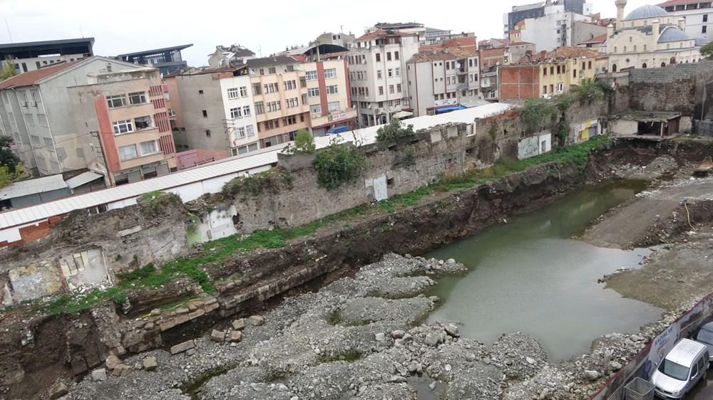 Roma dönemine ait rıhtım ortaya çıktı - 6