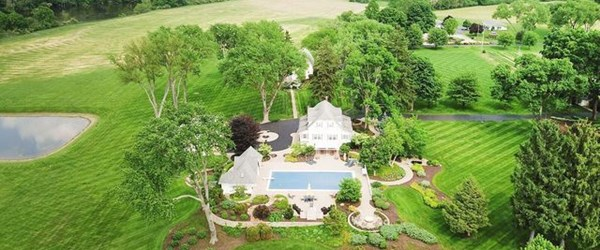 Muhammed Ali'nin çiftlik evini Türk vakfı aldı