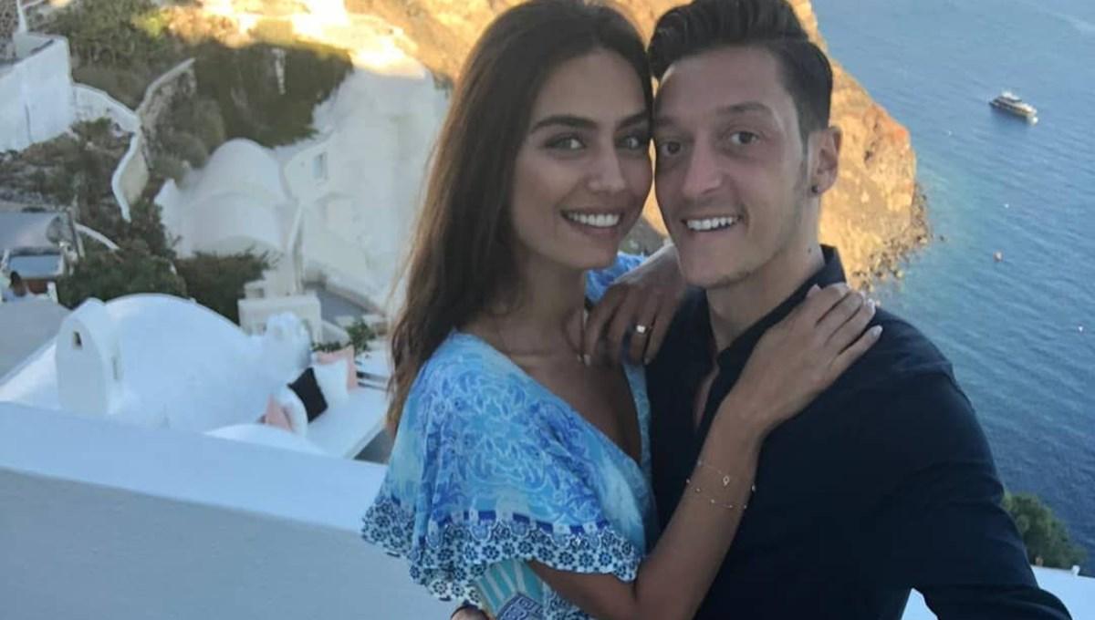 Mesut Özil'in vazgeçemediği lezzet üçlüsü