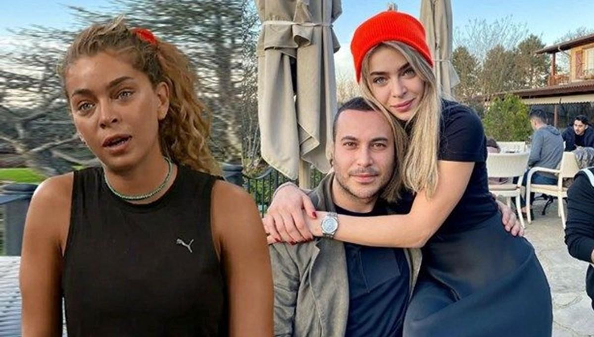 Survivor sonrası nişanlanan Öykü Çelik ile İsmail Berhan ayrıldı