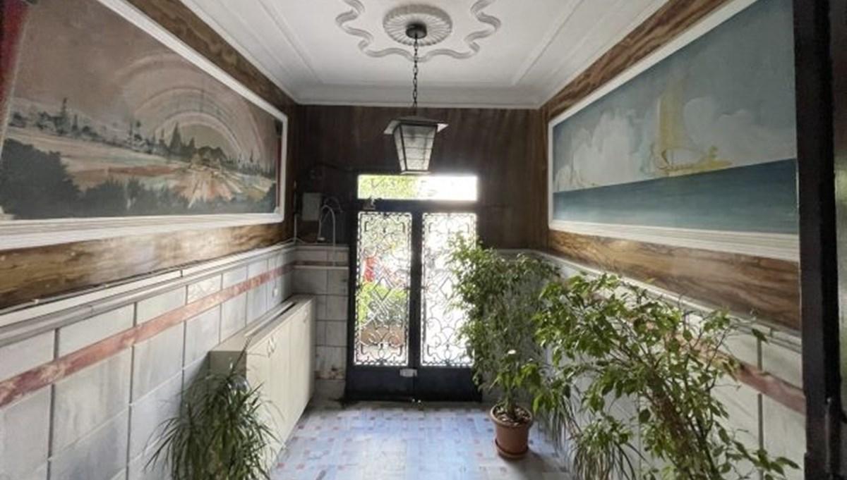 İstanbul'un kültürel mirası: Resimli Apartmanlar
