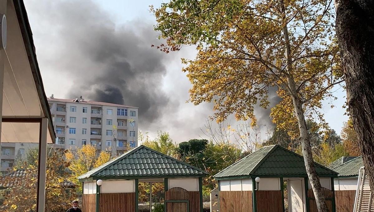 Ermenistan yine sivilleri vurdu (NTV ekibi olay yerinde)