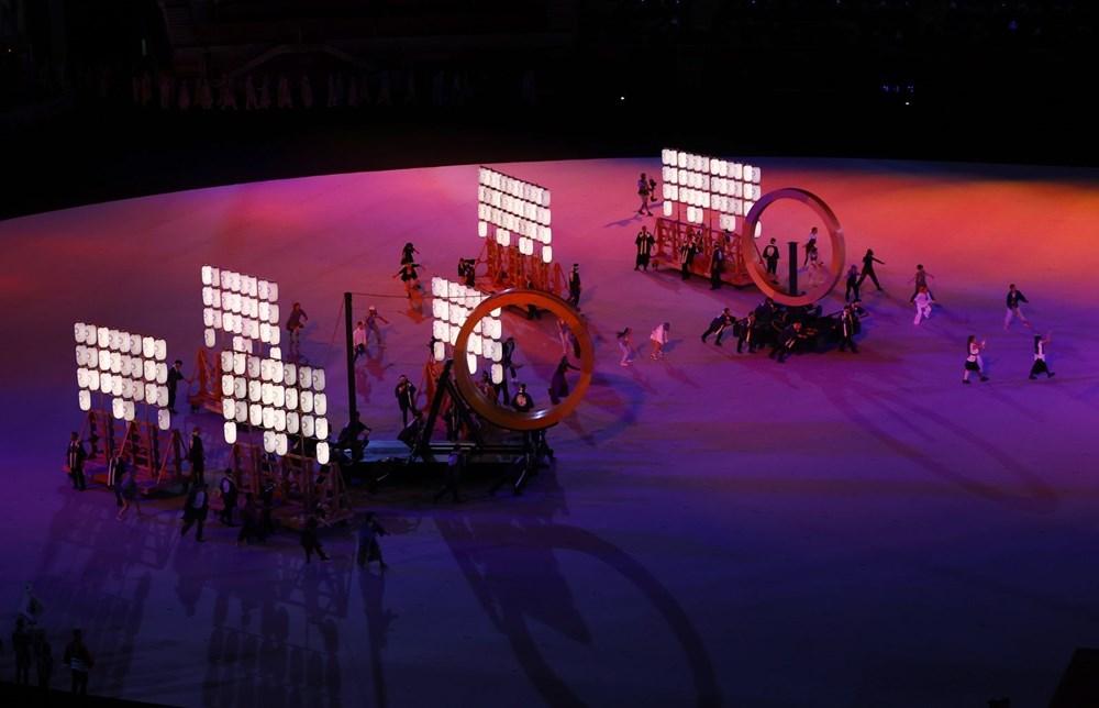 2020 Tokyo Olimpiyatları görkemli açılış töreniyle başladı - 26