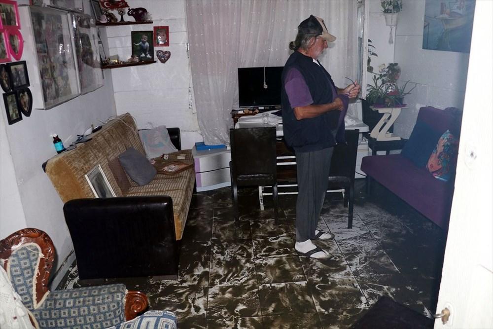 Tsunaminin vurduğu Seferihisar görüntülendi - 19
