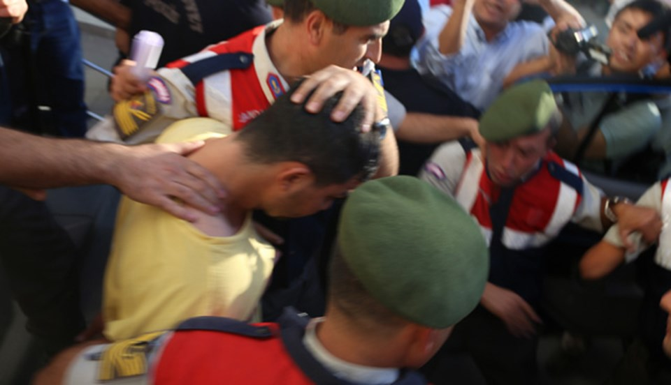 İlk gözaltına alınan M.V.D (27), dün Nevşehir'de çıkarıldığı mahkemece tutuklanmıştı.