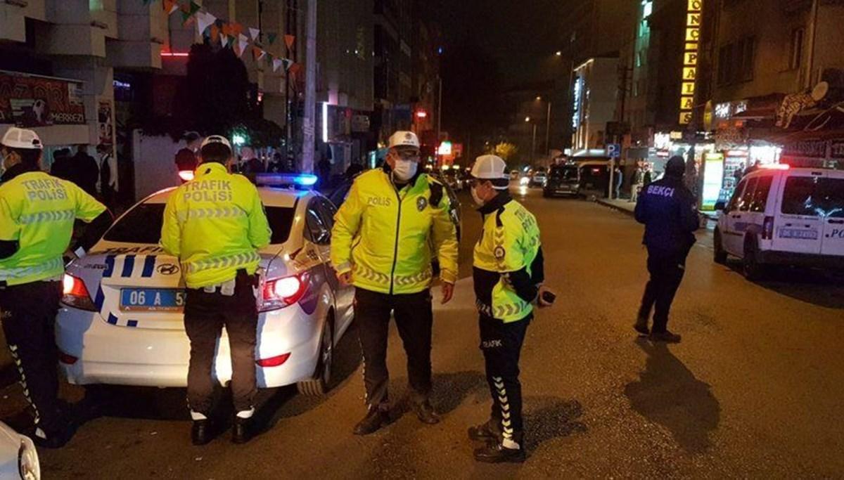 Ankara'da Covid-19 tedbirlerine uymayanlara para cezası