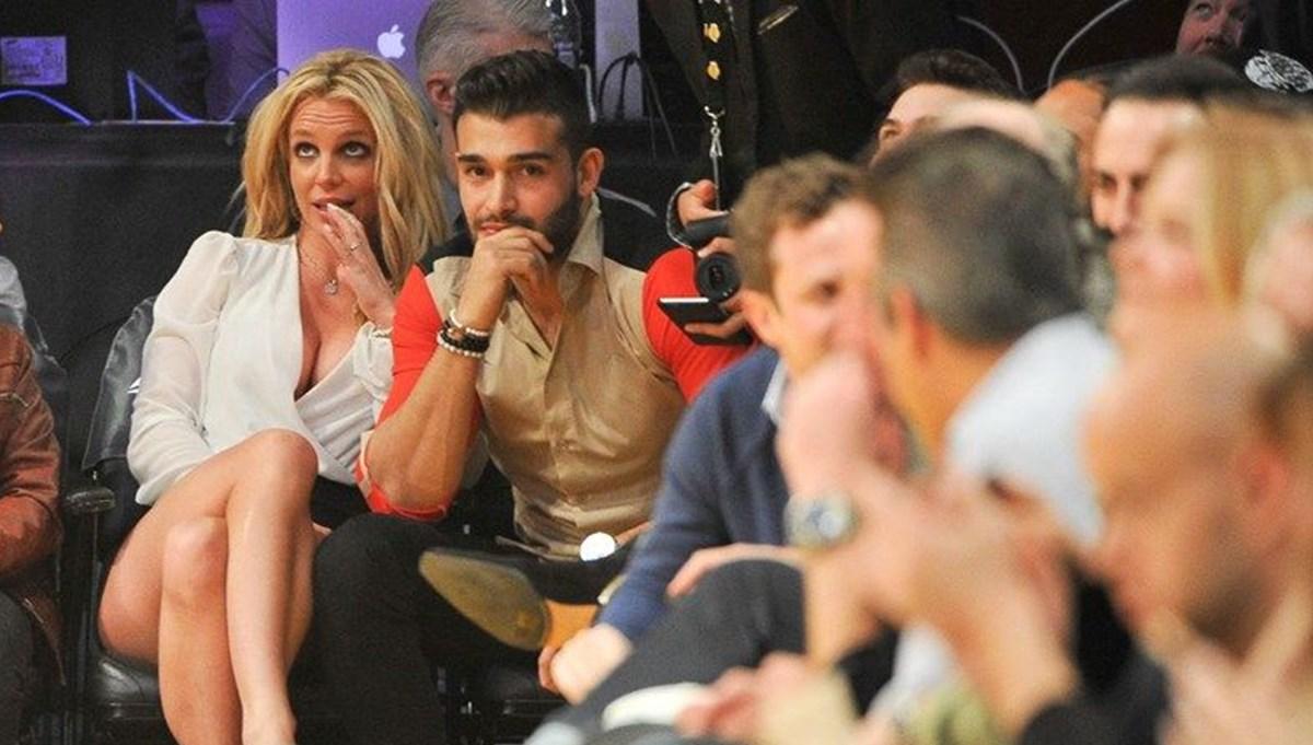Sam Asghari'den Britney Spears hayranlarına evlilik sözleşmesi yanıtı