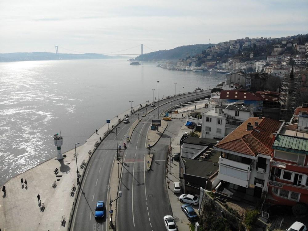 Kısıtlama yokmuş gibi! İstanbul'da sahiller doldu taştı - 3