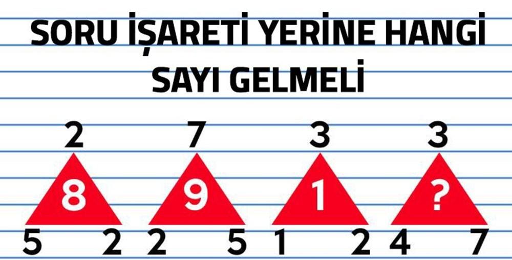 Bu resimde kaç tane üçgen var? (İnterneti ikiye bölen soru) - 8