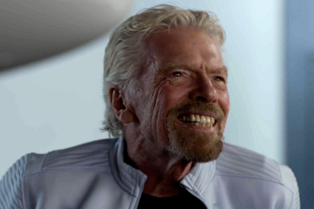 Richard Branson uzaya giden ilk milyarder oldu - 3