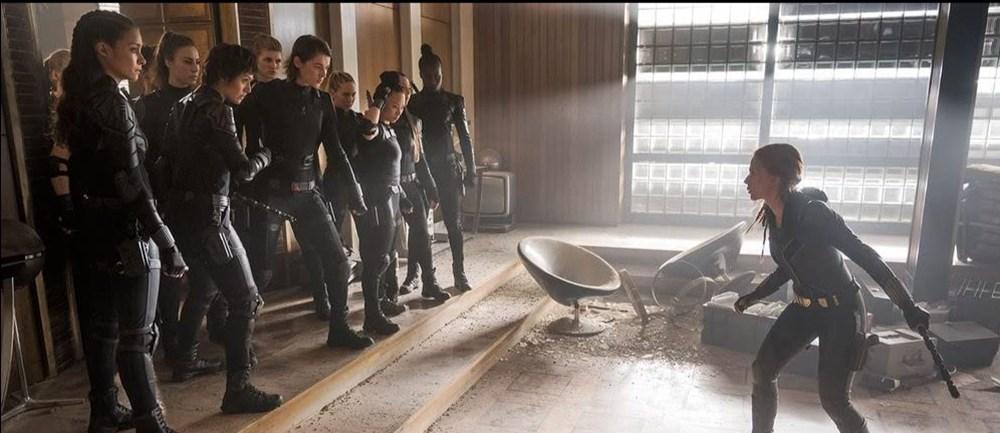Black Widow (Kara Dul) pandemi rekorunu kırdı - 1