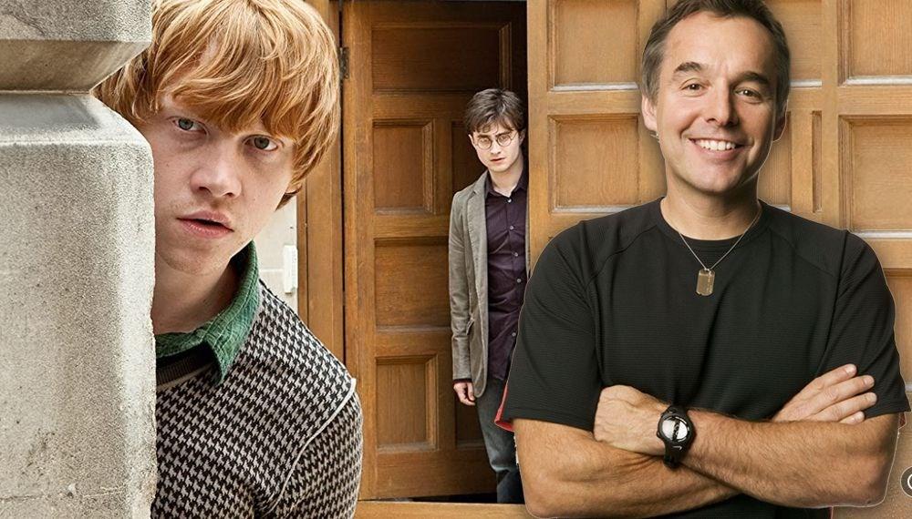Harry Potter yönetmeni Chris Columbus: Kovulacağımı düşündüm - 6