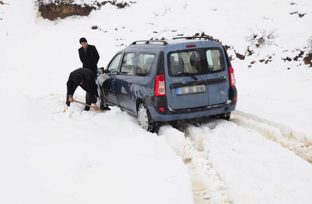 Karda nasıl araç kullanılır? - 15