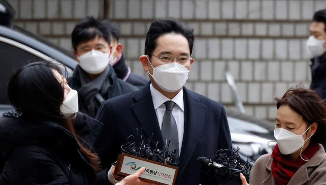 Samsung'un başkan yardımcısına 2.5 yıl hapis cezası