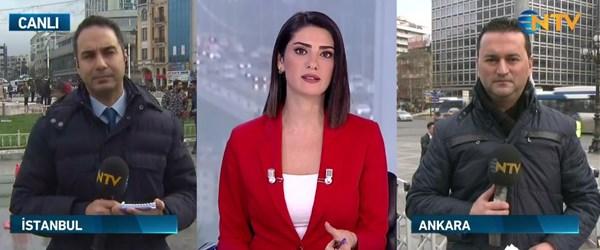Yılbaşı önlemleri: İstanbul ve Ankara'da bazı yollar kapalı olacak