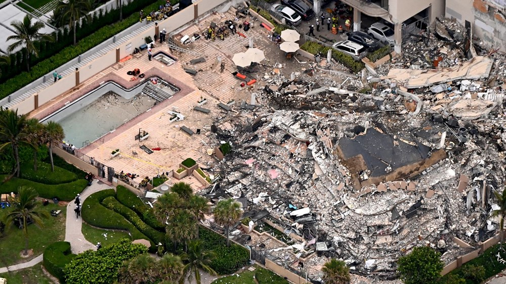 Building collapsed in the USA: Loss of life increased to 4, 159 people missing - 41